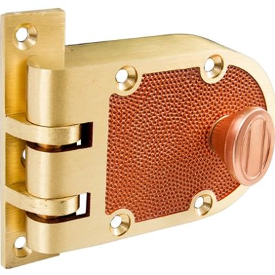 Jimmy-proof deadbolt lock