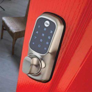 Electronic Keyless Door Lock