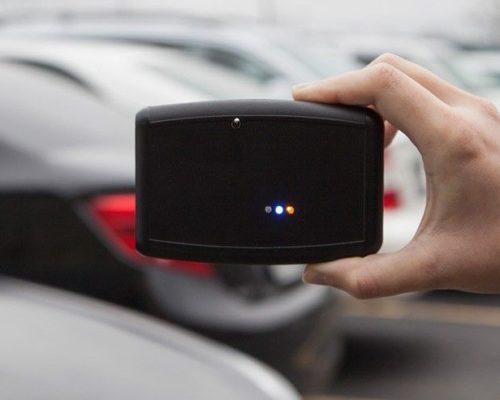Mystery Device Car Theft Device
