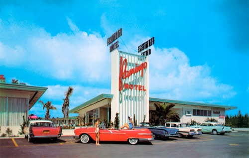 1960s Flamingo Hotel | Hallandale Beach FL Locksmith