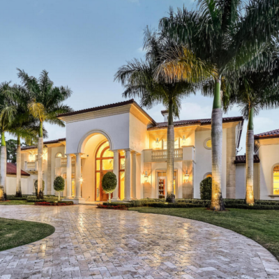 Modern Estate in Parkland | Parkland FL Locksmith