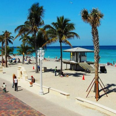 Hollywood Beach Broadwalk | Hollywood FL Locksmith