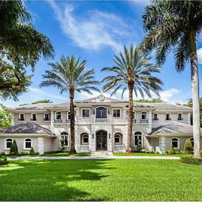 Mansion in Pinecrest FL | Pinecrest FL Locksmith