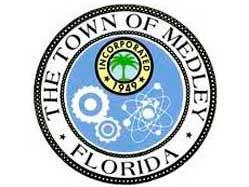 Medley Town Seal   Medley FL Locksmith