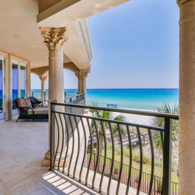 Miramar Locksmith | Ocean View from Miramar Balcony | Lock N More