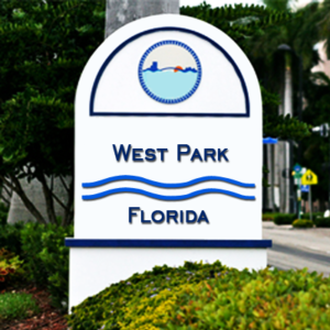 West Park Florida Sign | West Park FL Locksmith