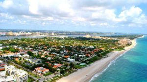 Briny Breezes Locksmith | Aerial View of Briny Breezes | Lock N More