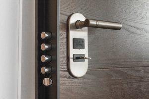 High-Security Locks | Residential Door Lock with Multiple Throws | Lock N More