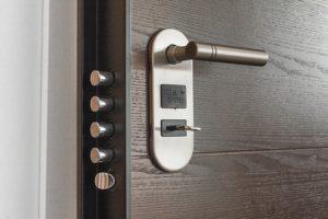 High-Security Locks | Residential Door Lock with Multiple Throws | Lock N More