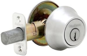 Kwikset 660 Single-Cylinder Deadbolt