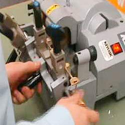 Locksmith Cutting Duplicate House Keys | Lock N More
