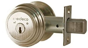 Medeco Maxum Single-Cylinder Deadbolt | Lock N More Locksmith in Fort Lauderdale Locksmith