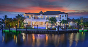 Palm Beach Gardens Locksmith | Waterfront Mansion in Palm Beach Gardens | Lock N More