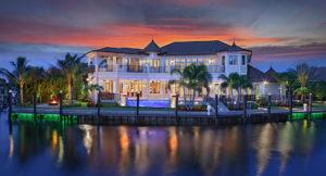 Palm Beach Gardens Locksmith | Waterfront Mansion in Palm Beach Gardens | Lock N More