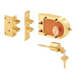 High-Security Locks | Prime-Line Segal SE 15361 Jimmy-Proof Vertical Deadbolt | Lock N More