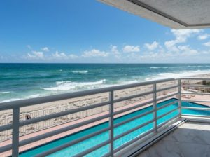 South Palm Beach Locksmith | Balcony Overlooking South Palm Beach FL | Lock N More