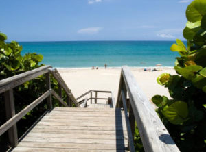 Juno Beach Locksmith | Wood Steps to Pristine Juno Beach | Lock N More