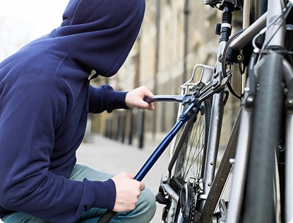 Good Bike Lock | Thief using bolt cutter to steal bike | Lock N More