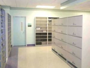 Secure File Cabinets in Office Setting | Lock N More